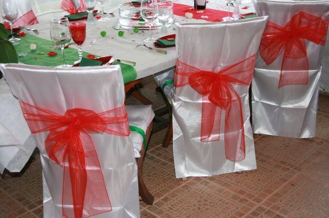 La Decoration De Table De Mariage